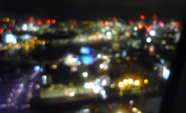 Blurry bokeh London. © I. Vrabľová