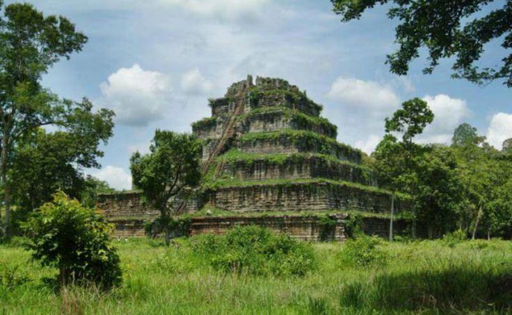Conheça sete pirâmides fora do Egito  | #AntigoEgito, #Egípcios, #Pirâmides, #Rainhas, #TaraMacIsaac