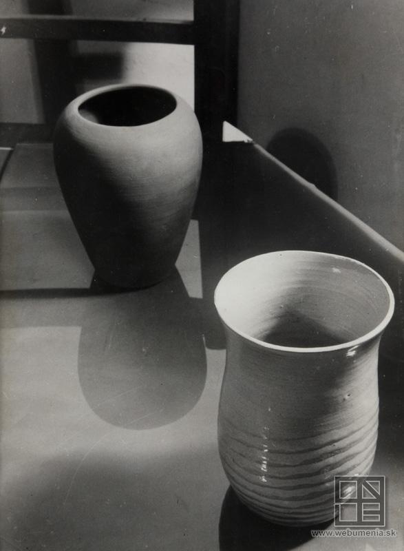 Miloš Dohnány: Vases / Vázy (1932)