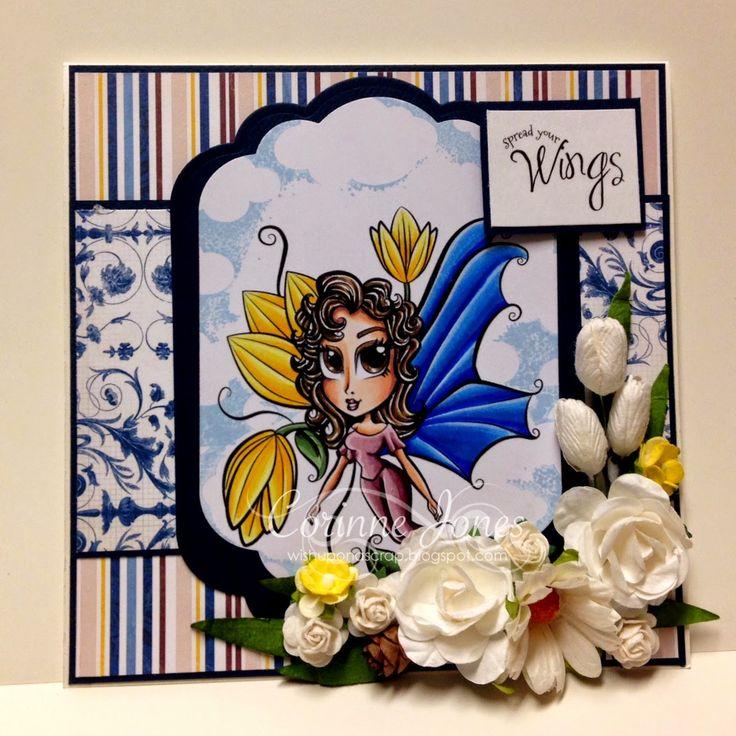 Wendy Tulip Fairy