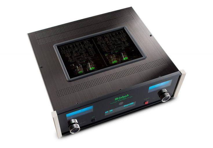 Ламповый фонокорректор McIntosh MP1100