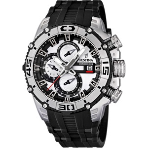 Montre Festina F16600-1 modèle chrono bike 2012 Tour de France