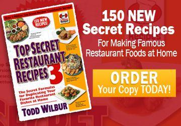 Top Secret Recipes |Stuart Anderson's Black Angus Cheesy Garlic Bread Recipe
