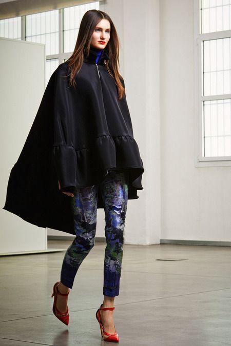 Antonio Berardi | Pre-Fall 2014 Collection | Style.com