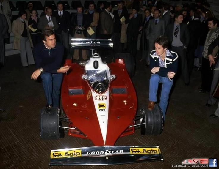 Ferrari 312T3 press... http://www.f1deals.com/