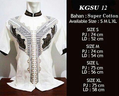 Koko exclusive full bordir UKHUWAH @139rb