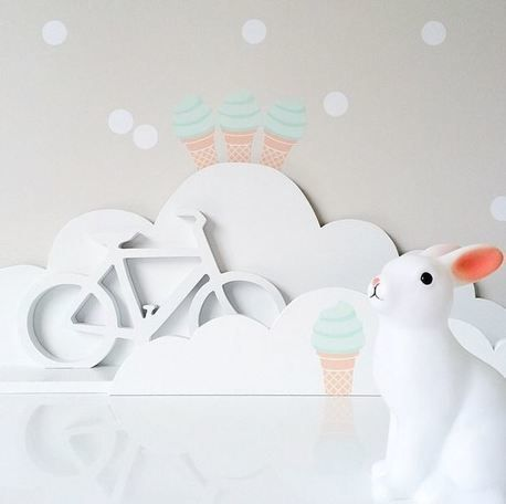 Ice Cream Wall Stickers by Jimmy Cricket
