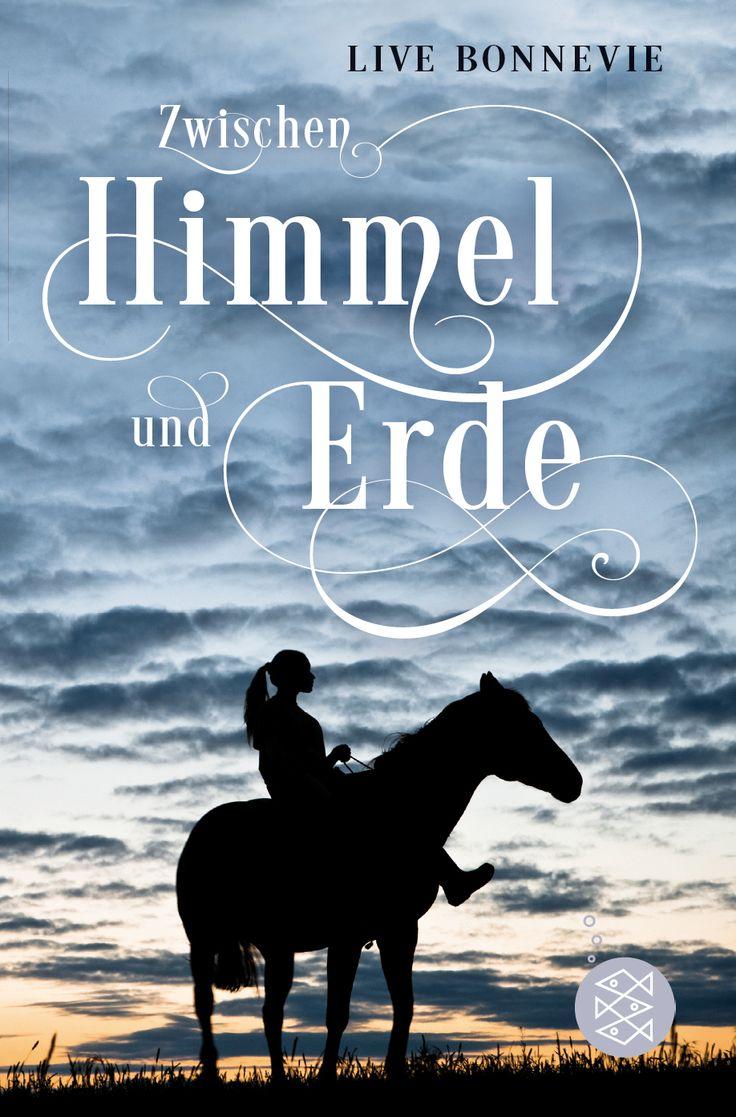 Live Bonnevie, Zwischen Himmel und Erde, Fischer Verlag Taschenbuch, Coverdesign: © Suse Kopp, Buchgestaltung