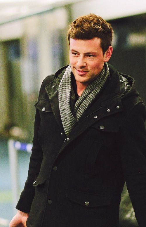 Cory Monteith.. he will always be sexy and perfect!