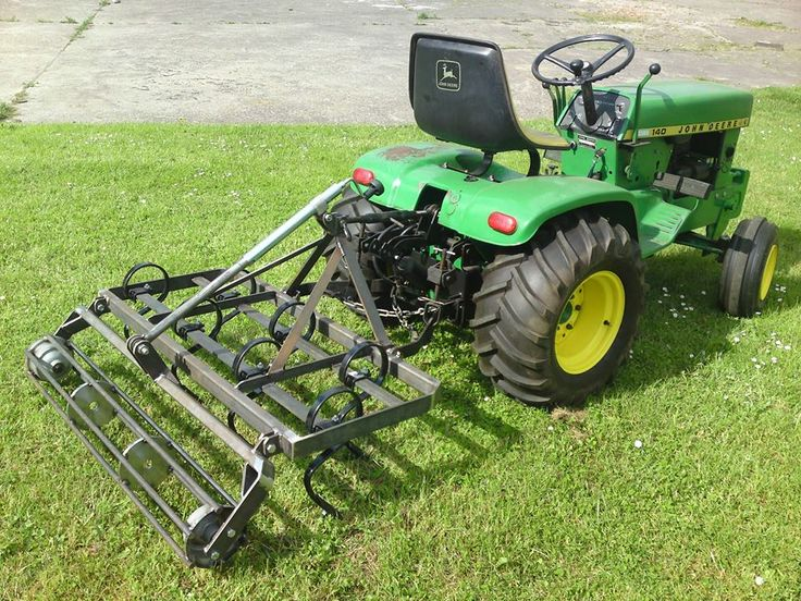 Diy Tractor Accessories : Best images about jd s on pinterest gardens john