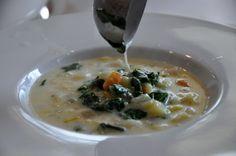 La soupe du chalet