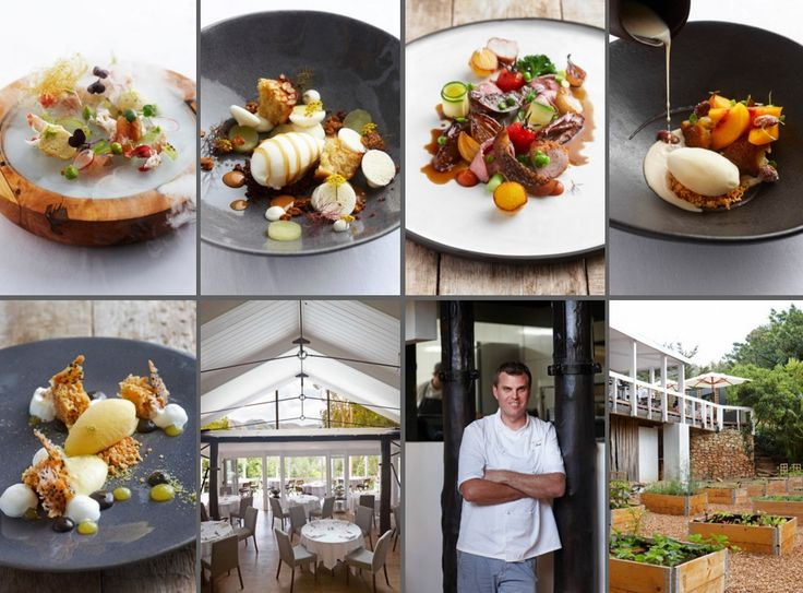 Restaurant La Colombe - Distinguée et élégante, située dans la vallée de Constantia, la Colombe propose une cuisine saveureuse souvent récompensée.