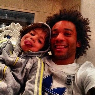 Marcelo Vieira – Brazil | 24 Ridiculously Hot Soccer Dads That Will Make Your Uterus Explode