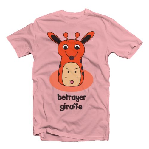 Betrayer Giraffe Oleh KevinKev. Shop