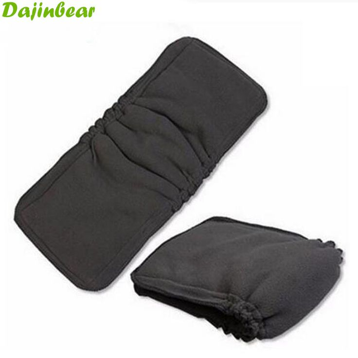 5 Layers 1 PCS Bamboo Charcoal Cotton cloth diapers Inserts Nappy changing mat Baby  Diapers Reusable diaper changing pad