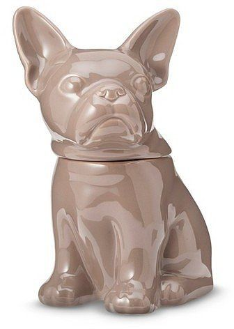 Threshold French Bulldog Cookie Jar ($20) | Ooh La La — 20 Fabulous French Bulldog Gifts | POPSUGAR Pets