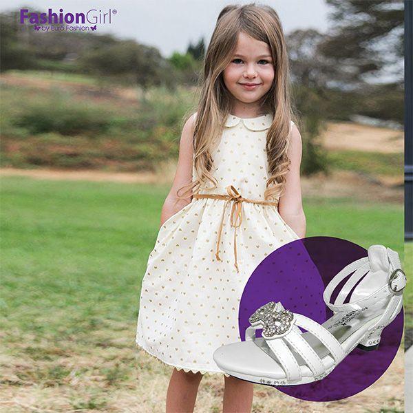 Sandalias de tacón bajo ideales para lucir elegante y preciosa en cualquier evento.