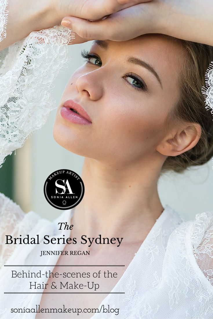 THE BRIDAL SERIES SYDNEY (JENNIFER REGAN): THE HAIR AND MAKEUP BY SONIA ALLEN (Wedding Collection: Apr 2016) A behind-the-scenes look at how makeup artist @soniaallenmua created the hair and makeup for this editorial on The Bridal Series Sydney http://soniaallenmakeup.com/blog/jennifer-regan-the-hair-and-make-up-by-sonia-allen/