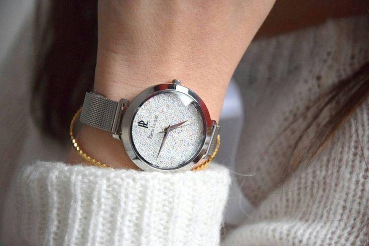 La montre Cristal : Chic, sobre et intemporelle