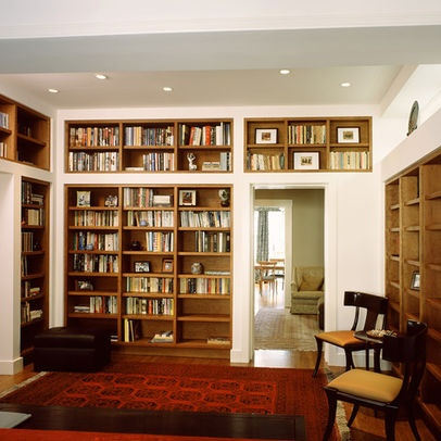 Built In Bookshelves Design, Pictures, Remodel, Decor And Ideas