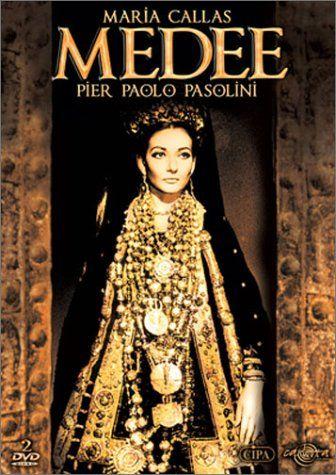 Pier Paolo Pasolini MEDEA (1969)