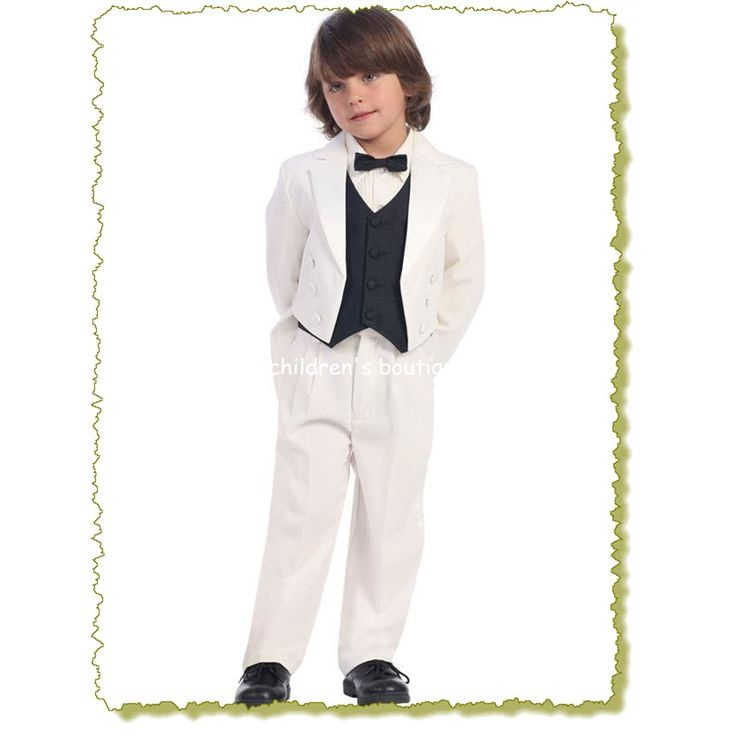 Tuxedos With Vest And Bowtie