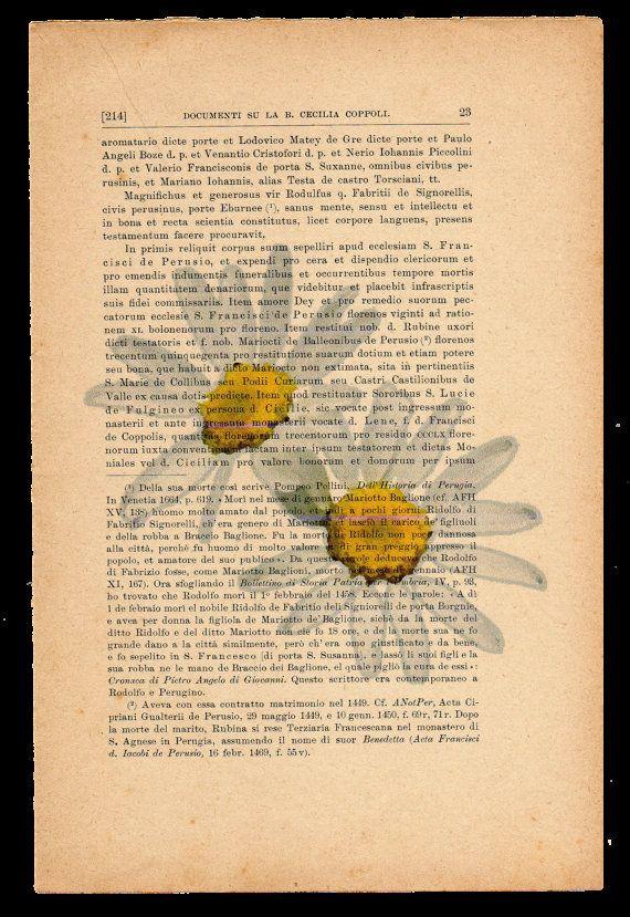 Stampe di fiori su fogli di carta. Pag.23  di AntichiRicordi, €6.00