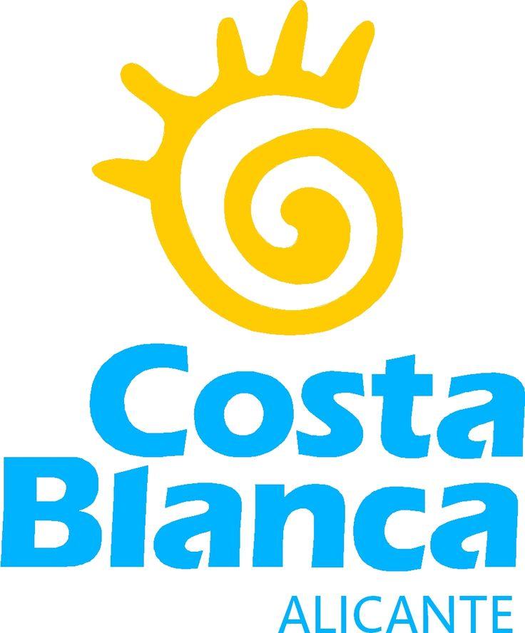 Logo de la marca turística de Costa Blanca Alicante
