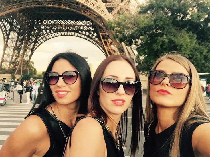 The most amazing womans in Paris!!!