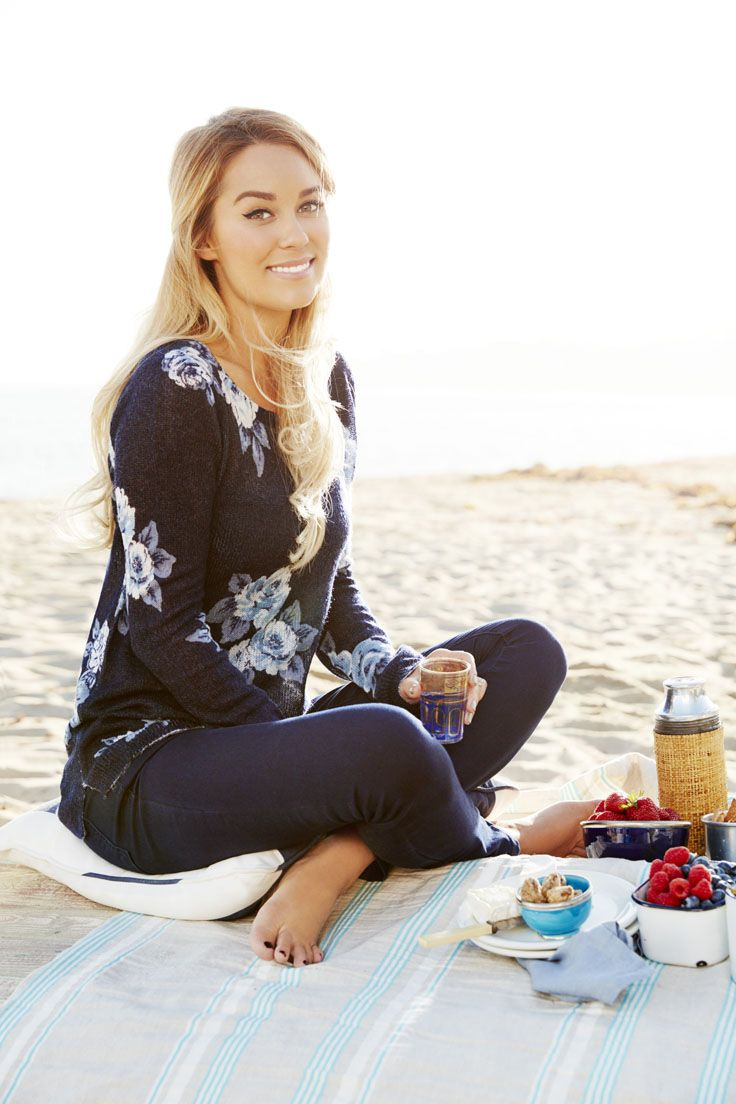 Floral prints make a sunny day even brighter. LC Lauren Conrad at #Kohls