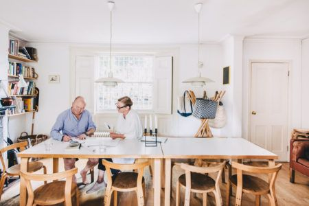 Open House Designers Eleanor And Peter Pritchard On Moving To