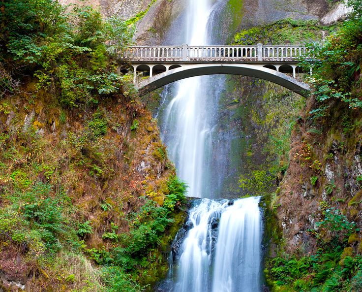 Columbia River Gorge - Oregon, Amerika