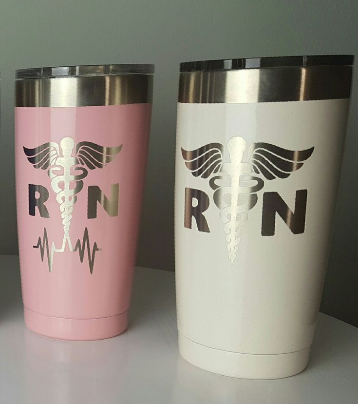 Ozark-trail-20-ounce-double-wall-vacuum-sealed-tumbler.  Powder coated-RN custom Tumbler | Nurse Yeti Cup | powder coated Tumbler | Yeti Nurse Decals | RN Car Stickers | Nurse Decal Stickers