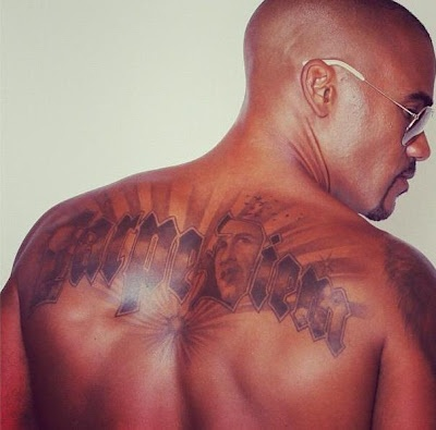 shemar moore back tattoo guys pinterest shemar moore back tattoos and martin luther. Black Bedroom Furniture Sets. Home Design Ideas