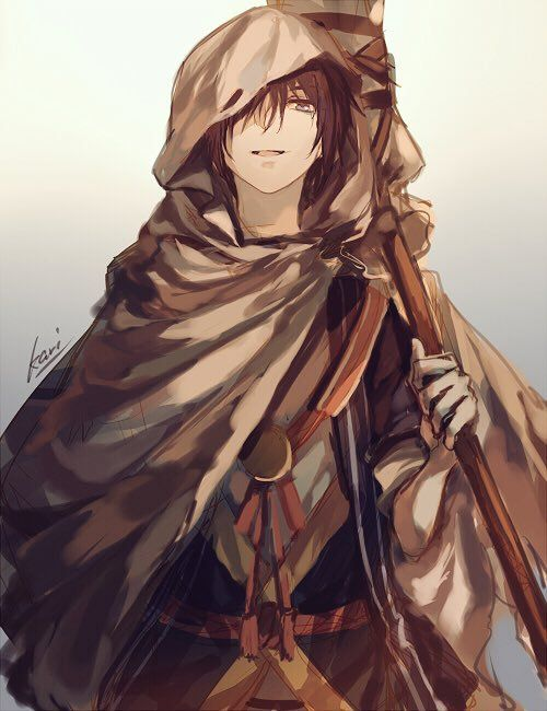 Yona of the dawn hak by kari akatsuki no yona - Anime boy dragon ...