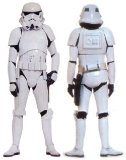 Storm Trooper armor instructions