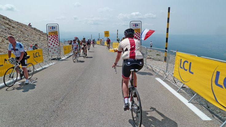 """A special bike experience! Live the passion, excitement and emotion of the Tour de France as it makes its way through the French Alps and then down to the Provence to finally finish on the famous """"Champs Elysees"""" in Paris."""