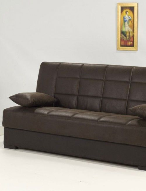 Brown Sectional Sofa Bed