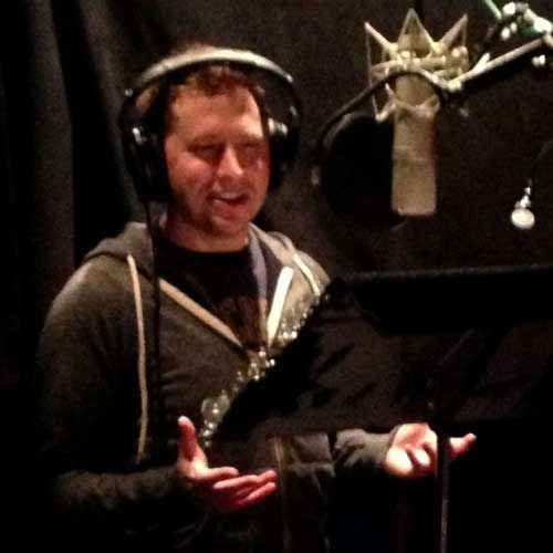 Interview with Emmy Award-winning voice actor, performer and castingdirector Jason Frazier.