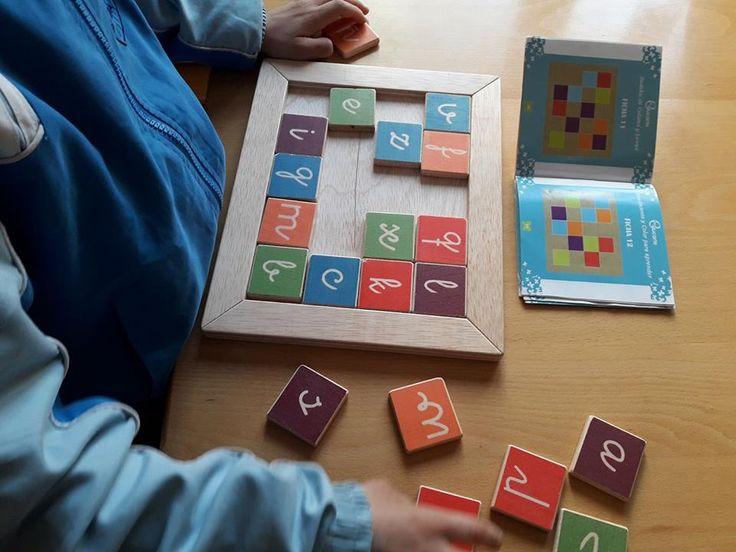 """Cuando se quiere ayudar a un niño a parar, sin dejar de actuar y tomando conciencia de lo que hace """"Sudoku de colores"""" es una opción ideal. Hoy finaliza nuestra oferta: por compras de 50€ o más llévate gratis el curso """"Descrubre Jugando"""" (valorado en 87€). ¡Apurate que se agotan!"""