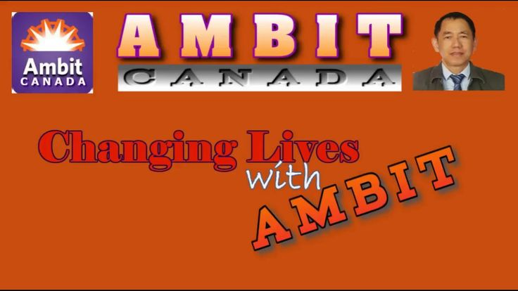 AMBIT Canada   Changing Lives With AMBIT video#2