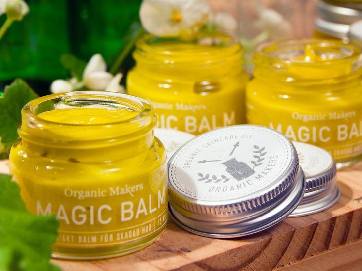 DIY Magic Balm - Organic Makers