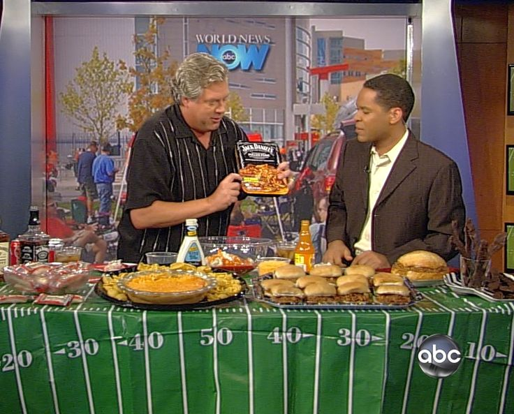 Tailgate Party Food & Drink Recipes