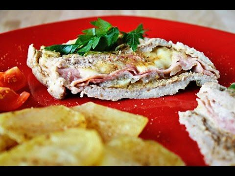 Мясо с ветчиной и сыром. Обалдеть как вкусно!!! https://www.youtube.com/watch?v=0ibEYjUXx5I