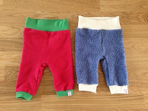 Hosen selber nahen schnittmuster kostenlos