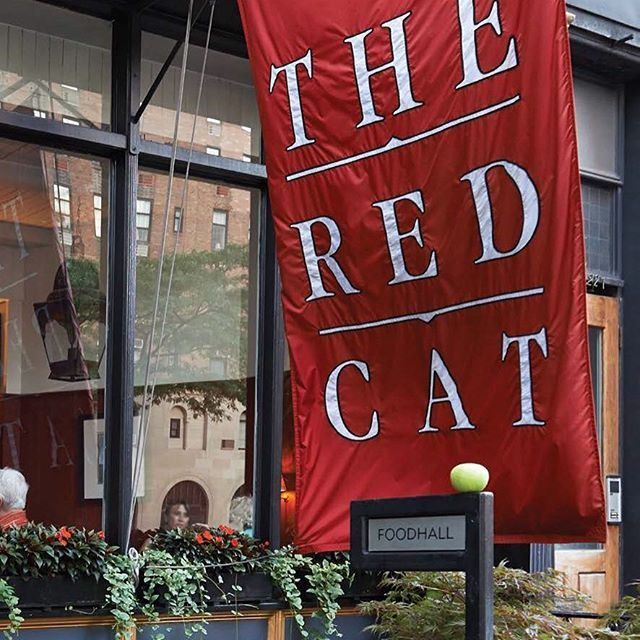 The Red Cat offers sustenance to gallery goers by way of inspired Med-American cuisine  ...  #TheRedCat #RedCat #MedAmerican #NewYork #NYC #Manhattan #ZahaHadid #West28th #WestChelsea #luxuryproperty #luxuryrealesatate #luxurious #mooring #luxuryproperty #realestate #luxuryrealestate #propertyfinder #financialexchange #assetmanagement #investment #propertyinvestment #architecture