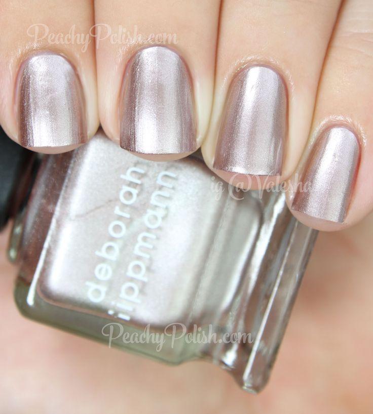 Nyc Metallic Nail Polish: 160 Best Images About Deborah Lippmann On Pinterest