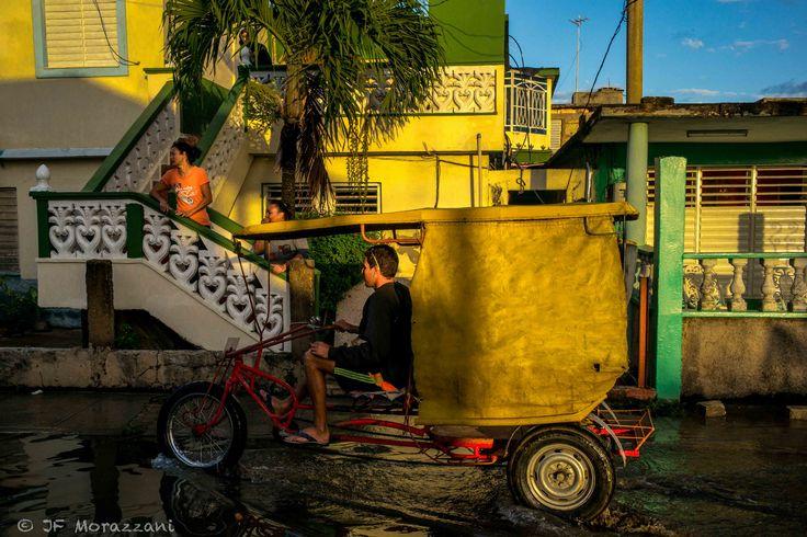 2016 | Cuba > Boca di Camarioca. Foto por J-Francois Morazzani.