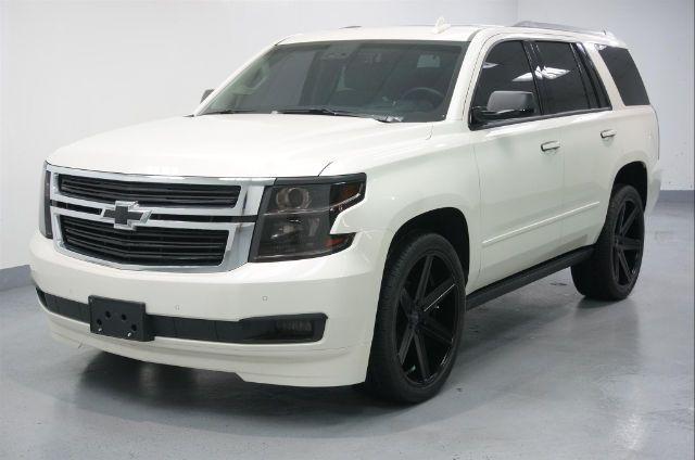 2015 Chevrolet Tahoe Arlington, TX 1GNSKCKC9FR511729 ...