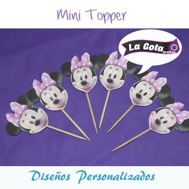 Mini Topper Minnie